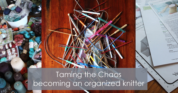 Getting organized in 2016. Read more on the WEBS Blog at blog.yarn.com