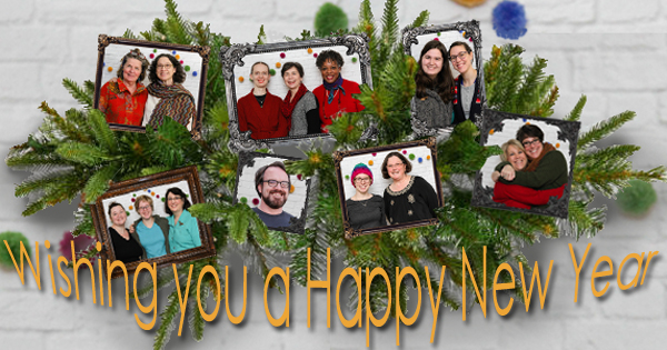 Happy New Year from the WEBS Store staff!