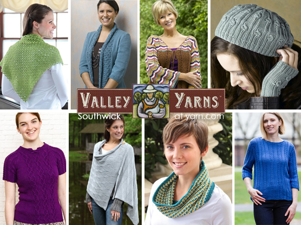 Get to know Valley Yarns Southwick! On the WEBS Blog at blog.yarn.com