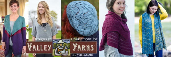 Get to know Valley Yarns Charlemont! On the WEBS Blog at blog.yarn.com
