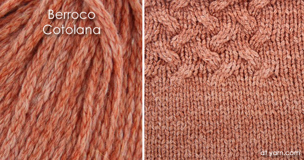 Discover Berroco Cotolana on the WEBS Blog at blog.yarn.com