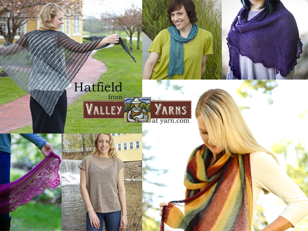 Get to know Valley Yarns Hatfield! On the WEBS Blog at blog.yarn.com