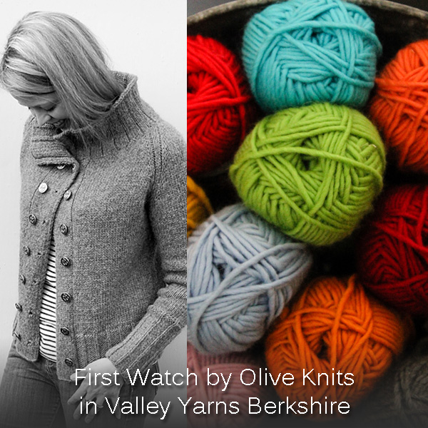 First Watch Giveaway Winner on the WEBS Blog at blog.yarn.com
