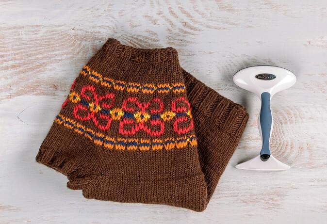 Gleener Knit Crochet Fuzz Remover