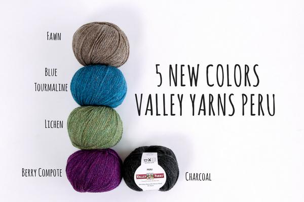 d27297f28 WEBS Yarn Store Blog » Valley Yarns
